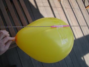 ballonraket