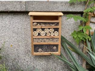 insectenhotel maken vulling