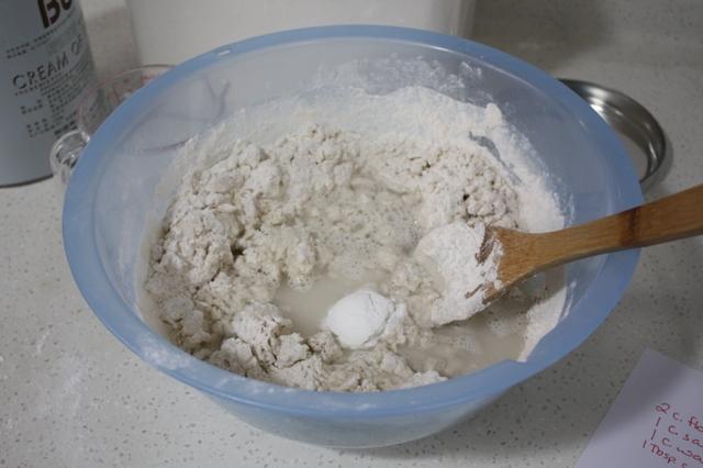 zoutdeeg recept
